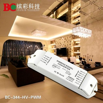 Bc-344-pwm5v Dali To Pwm 5v Led Dimming Signal Converter With 4 ...
