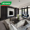 3TREES Brand New Fresh Air 5 in 1 interior wall paint