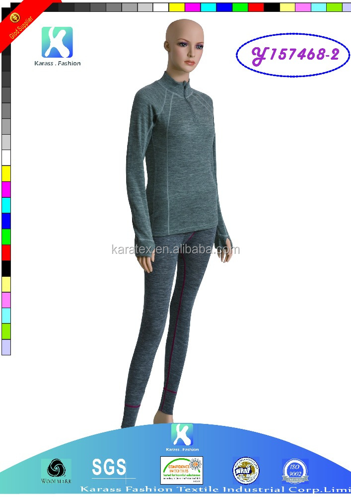 Alibaba wholesale hot sell ladies sexy thermal underwear