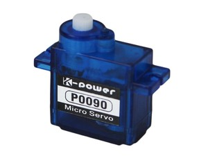K-power P0090 180 degree rotation Mini 9g servo