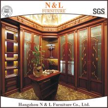 Good quality India project linen closet factory price