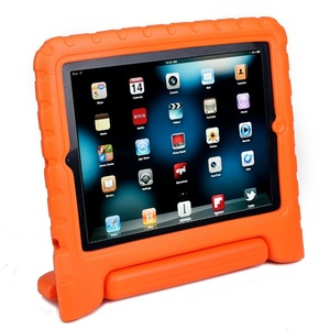 Rugged Heavy Duty Children's Case For IPAD 2 3 4 Tablet, Rubber Silicone EVA Cover Case for iPAD