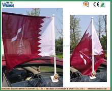 Qatar national day Car flag / Qatar national day gifts