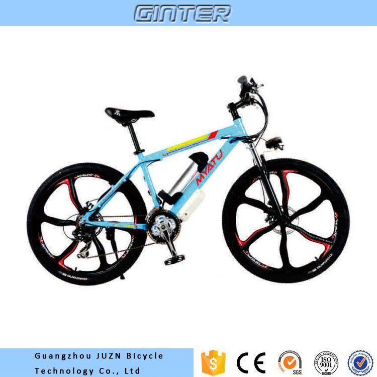 250W USA used bike wholesale electric mountain bike bycicle/ebike