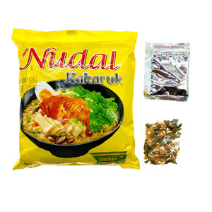 Chinese Best Selling Fried Fast Food Vietnamese Bag Fast Instant Noodle