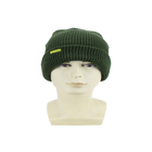 Top Sale New Fashion Russian Men Winter Cap Hat And Gloves With Earflap