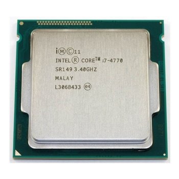 Intel Core cpu i7-4770 Processor (8M Cache, up to 3.90 GHz) LGA1150