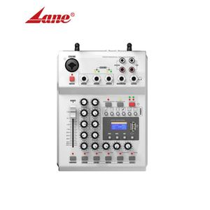 Good Quality Installation Audio Mixer With 4 6 Aux Sends