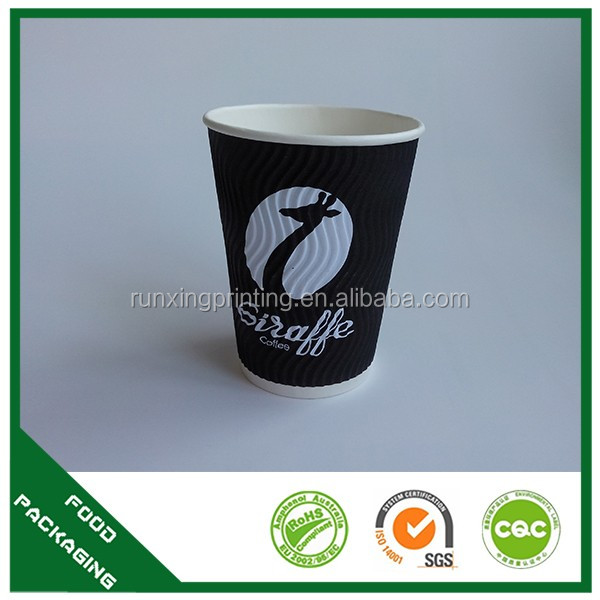striped paper cups,disposable drink cup,special coffee cup