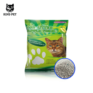 Cat Grooming Bentonite Cat Litter Scoop Away Hard Clumping Easy Clean Bentonite Cat Litter Famous Brand Supplier