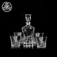 마시는 wine 위스키 crystal (gorilla glass) ware set