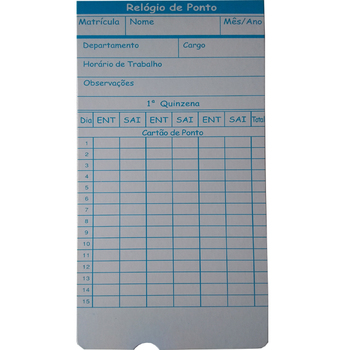 punch card electronic time recorder with 50 free time card - Electronic Time Card
