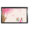 55 Inch Wall Mounted Network Touch Advertising LCD Video Player