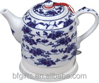 GS/CE/LVD/LFGB/ROHS New ceramic kettle / tea maker/ coffer/ small order high quality with low price