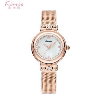 5ff5f6269 Latest women watches luxury ladies fashion golden hand watch for girl wrist