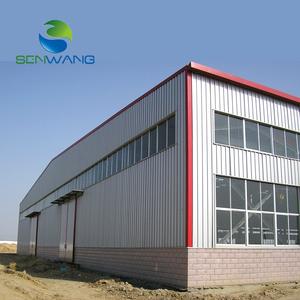 Prefabricated Steel Structure Building Steel Warehouse