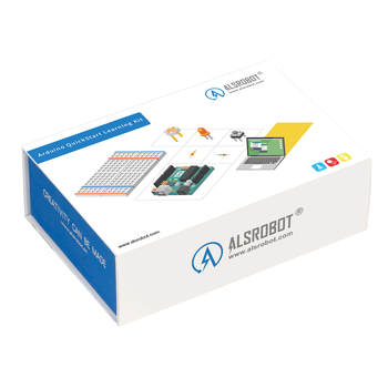 ALSRobot Quick Start Kit for Arduino Uno R3 Programming STEAM Education