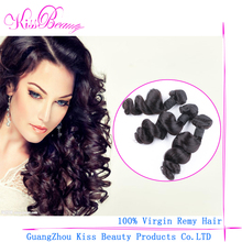 Custom vergin indian hair hot products 2017