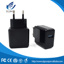 most popular smartphone accessories eu us au uk plug phones 2.1a fast one port usb wall charger for phone