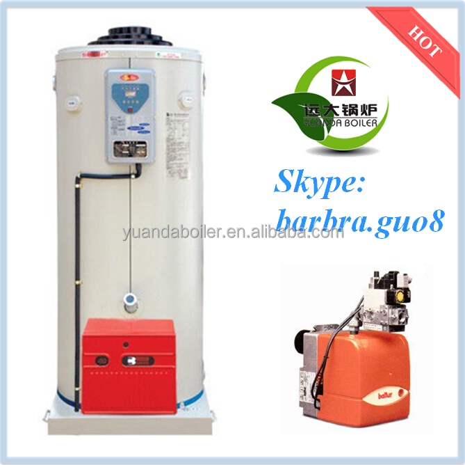 industrial dual fuel can burn gas and oil fuel fired steam generators prices