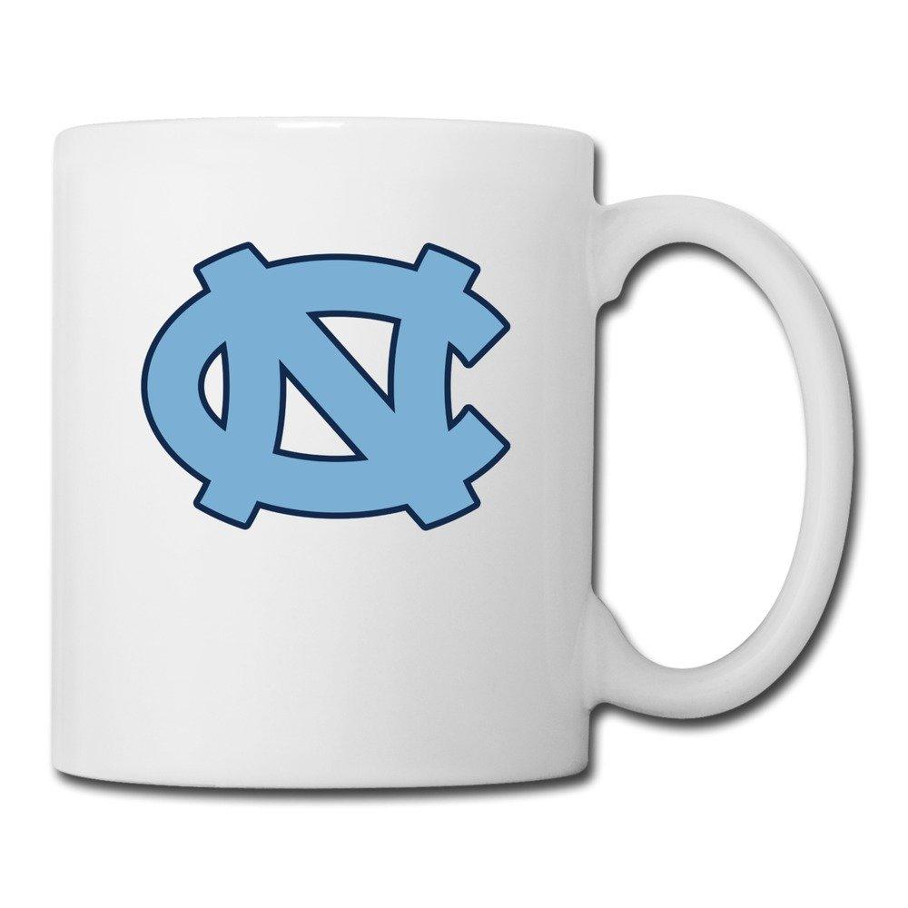 3b78c26a9 Buy White NORTH CAROLINA TAR HEELS NCAA Logo Ceramic Mug Espresso ...