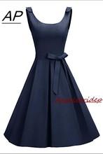 Платье для выпускного вечера ANGELSBRIDEP, короткое платье с поясом для особых случаев, милые Выпускные платья 8 класса, на молнии сзади(Китай)