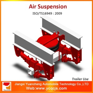 Air Suspension System Air Bag Suspension Trailer 4x4 Air Suspension Parts