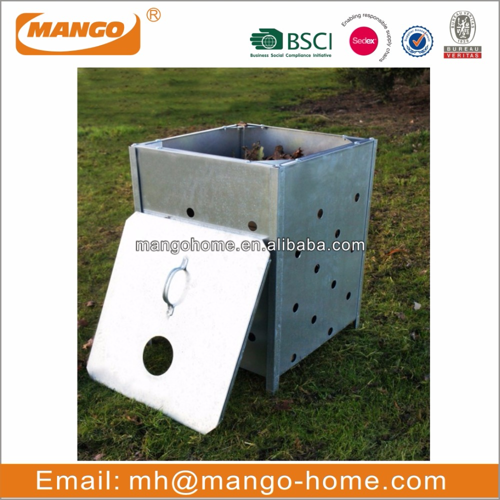 35L High Quality Galvanized Incinerator