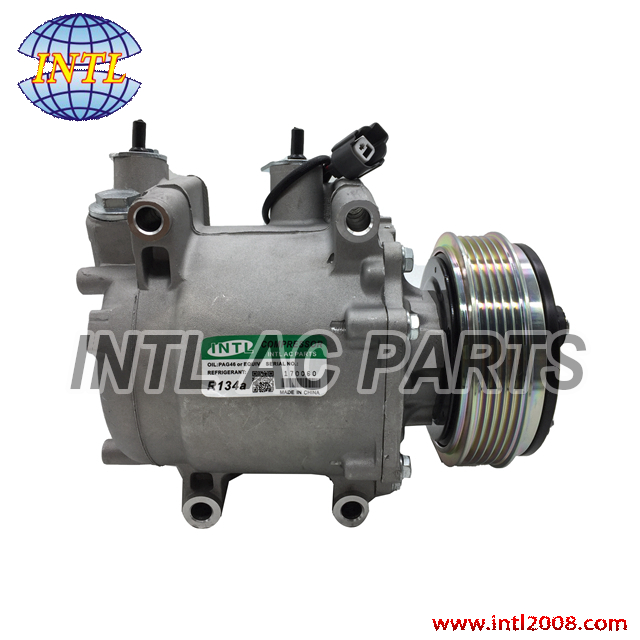 TRSE07 Auto air ac a/c compressor For Honda Jazz Fit 34133