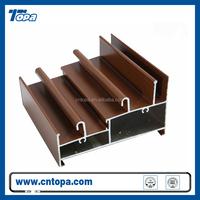 China Aluminum Alloy Profile 6063 Sliding Window Frames
