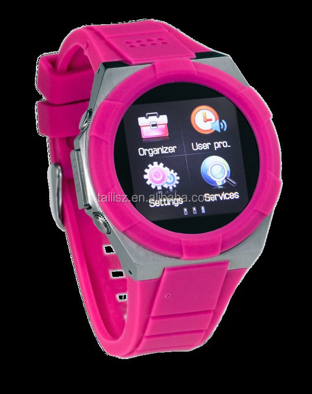 1.54 inch watch phone , for kids , emergency, gprs, bluetooth, 1.3m camera