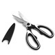much types of multi-function kitchen scissors