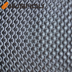 Best quality promotional customized size pvc rubber fire proof mat in roll