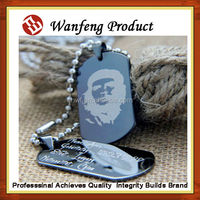 Factory Supply Zinc Alloy Antique Promotional personalized dog tag FOR Souvenir