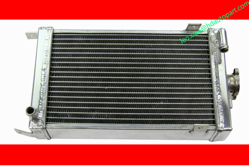High performance 3 core ALUMINUM RACING GO KART RADIATOR