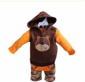 12c9b66d6e3d Inbelleinfant Newborn Winter Jacket And Bodysuit