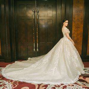 6bdcb87450b5e Plus Wedding Gown