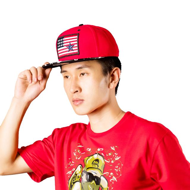 T-Shirt Maker Custom Promotion Printed Waterproof 100% Cotton Rock Red T-Shirt For Men