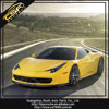 Good Price Carbon Body Kits For Ferrari F458 V Style