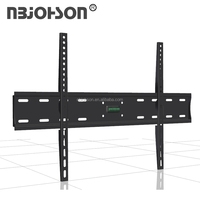 PB-12564F flat screen curved lcd plasma tv wall mount bracket