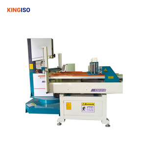 horizontal wood cutting band saw CS1212 Curve band saw blade sharpening  machine