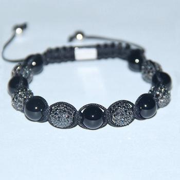 Missjewelry Whole Konov Jewelry Men S Homemade Religious Bead Bracelets Gemstone Stretch