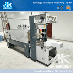 Semi-Automatic L-sealer Shrink Wrapping Packaging Machine