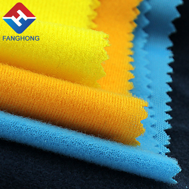 Top selling products in alibaba cotton feeling velvet for pajamas coral towel with loop mop on manufacturer