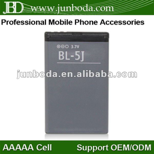 BL-5J Mobile Phone battery for Nokia X6 5230C 5800XM N900
