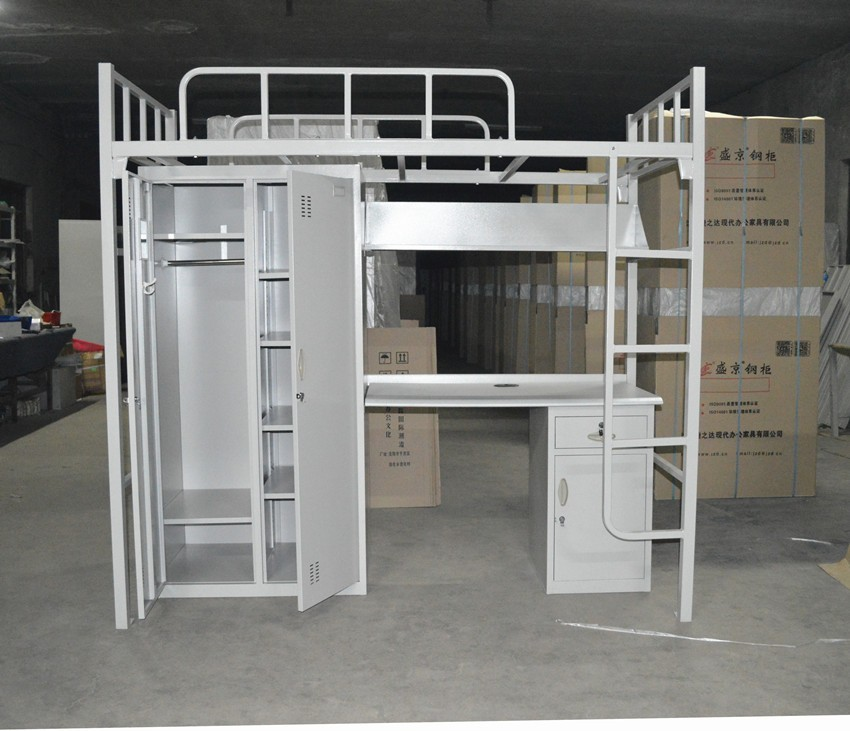 Army Surplus Bed Military College Dorm Metal Dubai Bunk Bed With