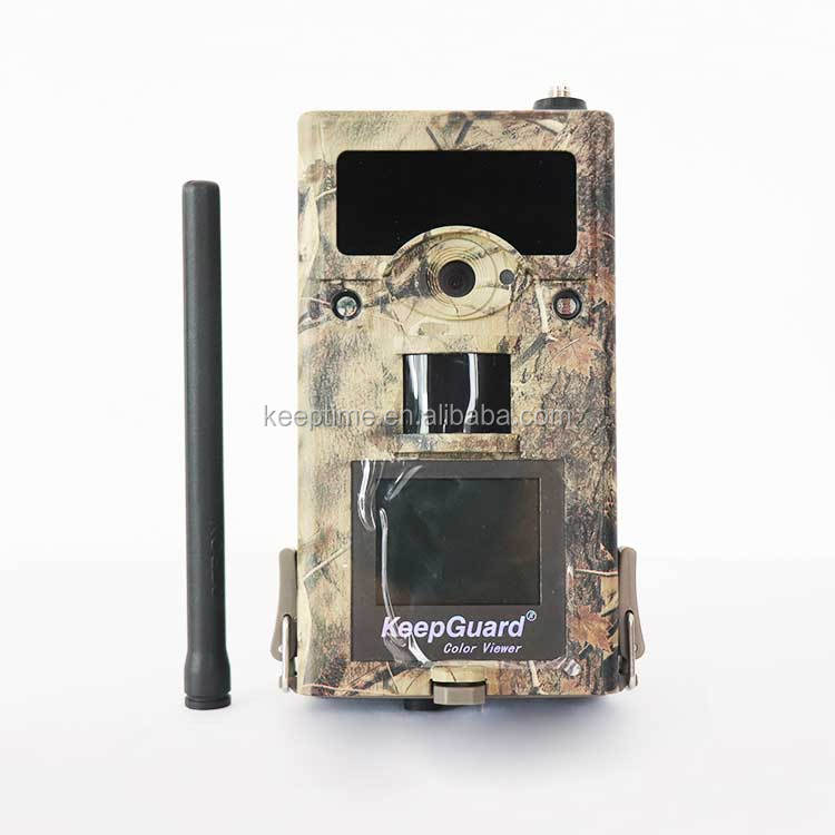 KEEPGUARD HD Wireless Hunting Cameras And Solar Panel Digital Hunting Camera drones gps camera