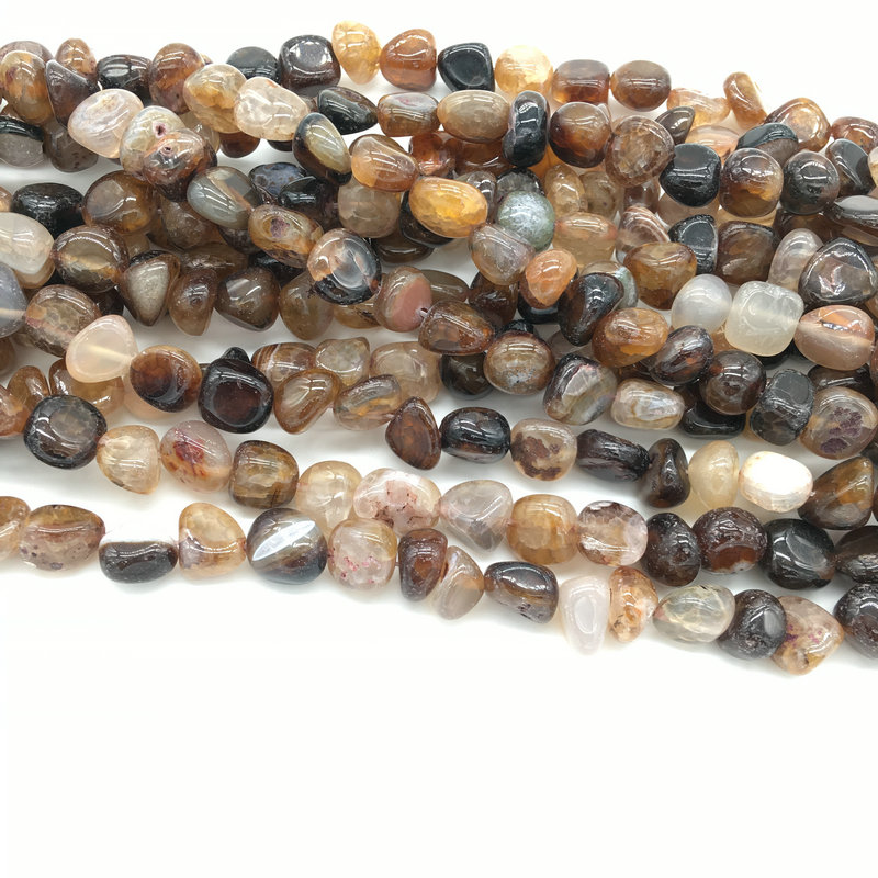 Loose Gemstones Agate Irregular beads Making Jewelry