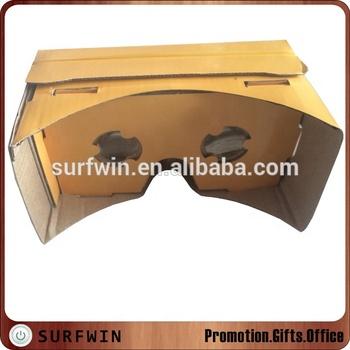 Hot Selling Diy Google Vr V1 0 Google Cardboard V1 Virtual Reality Cardboard 1 0 3d Vr Glasses 1 0 Buy Diy Google Cardboard Vr 3d Virtual Reality