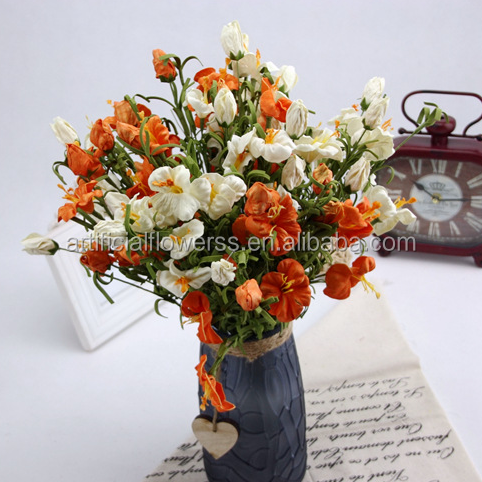 New design wholesale artificial morning glory flower
